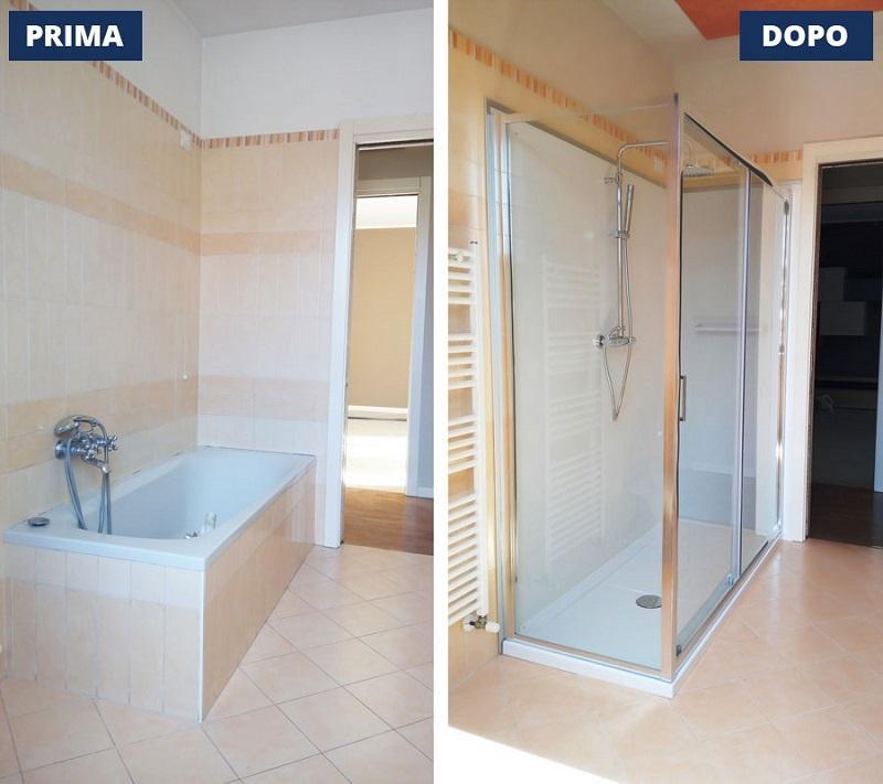Foto sostituzione vasca con doccia - Vasca da bagno circolare ...