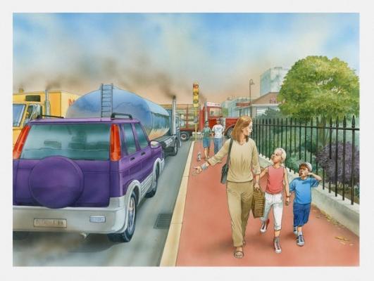 Inuinamento e smog in città