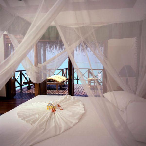 Disposizione asciugamani come in hotel