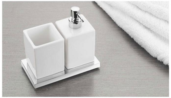 Accessori bagno design moderno, by MAX RICAS