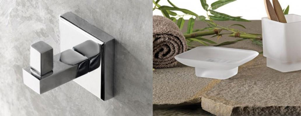 Accessori bagno moderno di design, by Pavone Casa