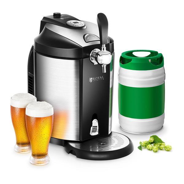Birra alla spina a casa, spillatori expondo