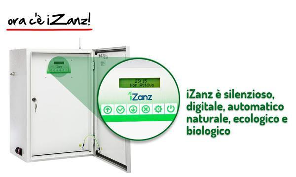 Sistemi antizanzare iZanz