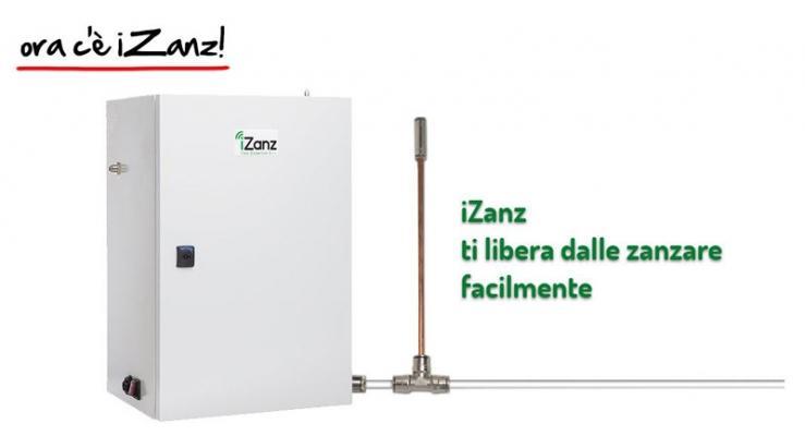 Trappole per zanzare efficaci iZanz
