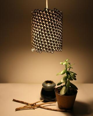 Lampadari Fai Da Te.Lampadari Fai Da Te Con Materiali Di Recupero