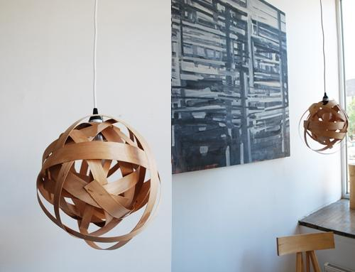 Lampadari fai te in legno, da poppytalk.com