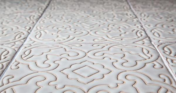 Pavimento In Piastrelle Di Ceramica Smaltata : Scelta della ceramica