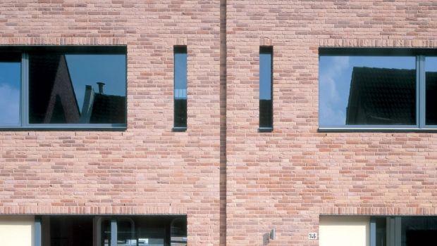 Architravi prefabbricati e tradizionali negli edifici in muratura