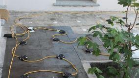 Il sistema invisibile per proteggere casa: l'antifurto sottopavimento