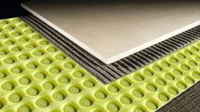 Evitare le lesioni nel pavimento con la membrana desolidarizzante