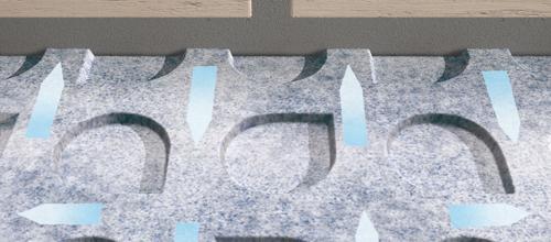 PRODESO® membrana impermeabile desolidarizzante