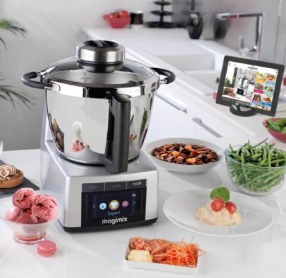 Robot da cucina con tanti utili accessori, da Magimix