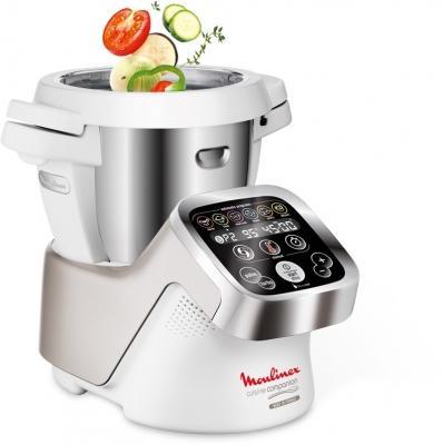 Robot da cucina completo, da Moulinex