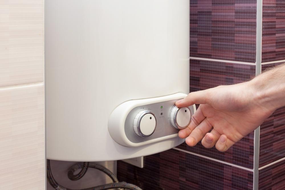 Per risparmiare acqua calda è importante impostarne la temperatura corretta