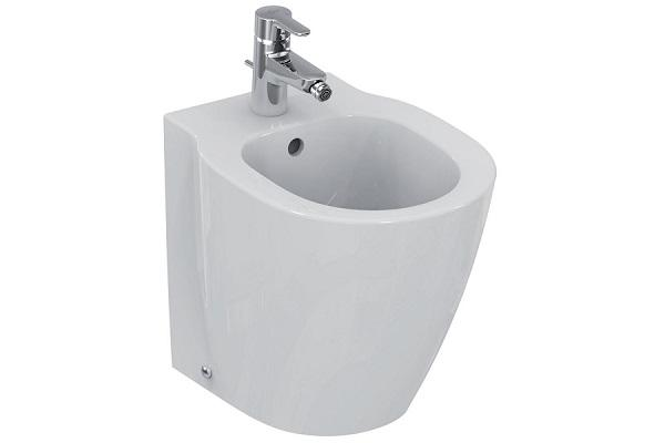 Bidet filo parete Connect Space di ideal Srandard