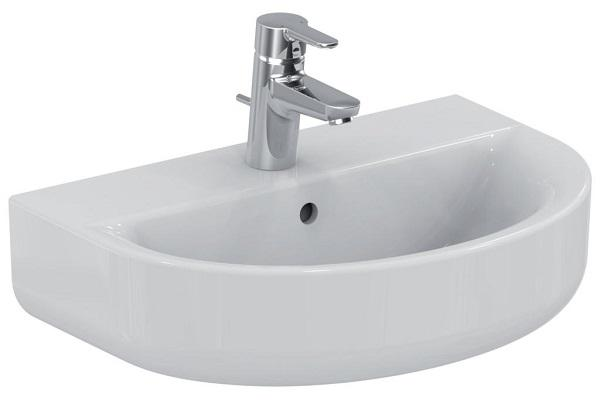 Sanitari salvaspazio lavabo Arc Connect Space di Ideal Standard