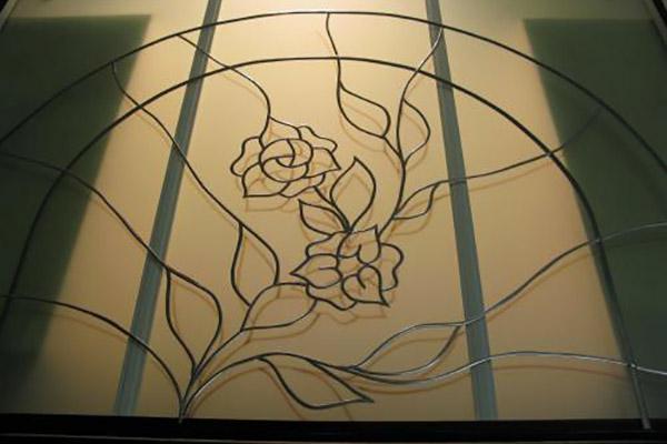 Decorazione vetro by Novarredo