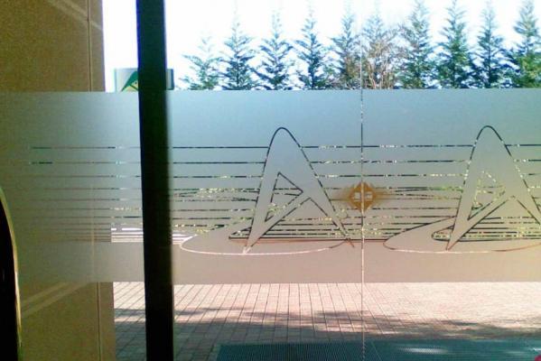 Decorazione a pellicola vetrata by Demart