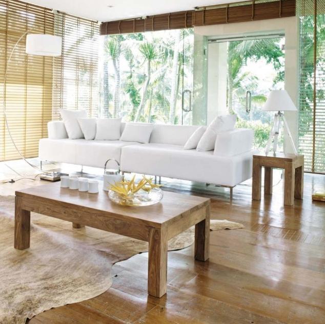 Tavolini Salotto Maison Du Monde.Foto Tavolino Da Salotto Forme Classiche Originali O Fai Da Te