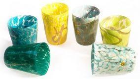 Bicchieri da tavola originali per portare il design in cucina