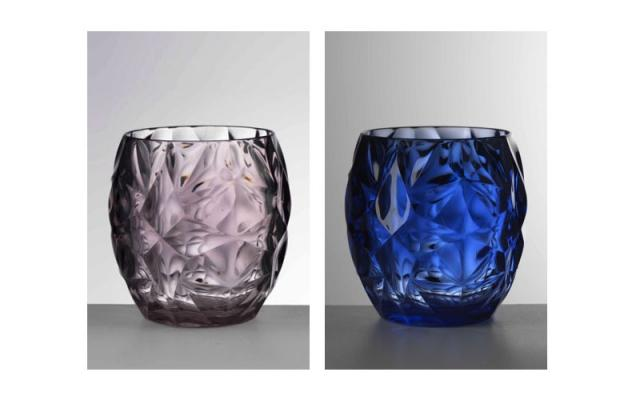 Bicchieri di cristallo sintetico, by Mario Luca Giusti