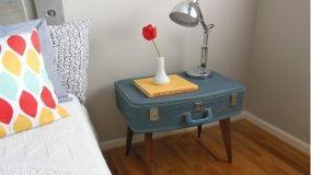 Comodini fai da te, tante idee originali per la camera da letto