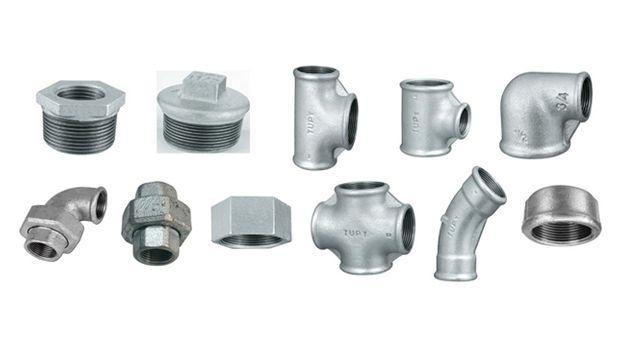 Raccordi per tubi idraulici, accessori e collegamenti