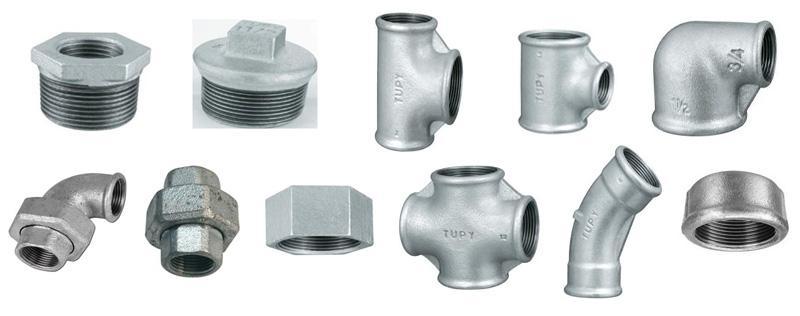Pezzi idraulici: raccordi e accessori