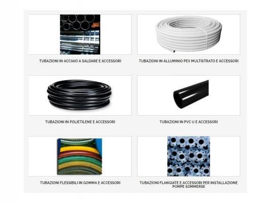 Prodotti per idraulica, by Comid Srl