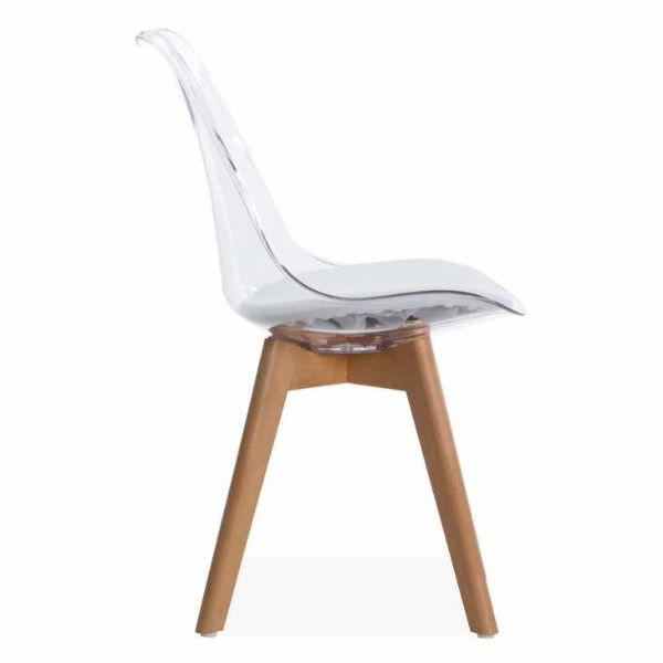 Sedie in stile scandinavo for Sedia design nordico