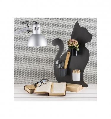 Lavagna a forma di gatto di Kalamitica