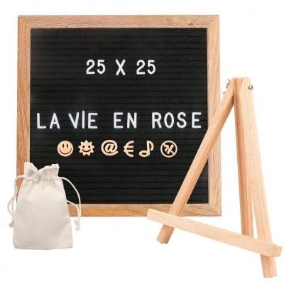Lavagna di design letter board su Amazon