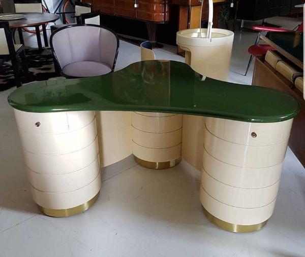 Vintage arredamento mobile toilette anni 70 di Archivio&Fortino