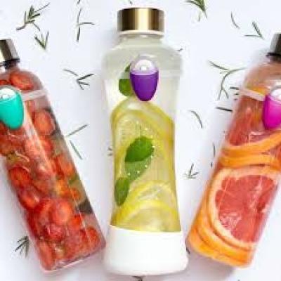 Dispositivo Ulla per bere di più da thermos e bottiglie