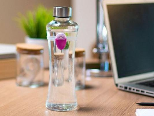Dispositivo Ulla per bere di più da thermos caffè e bottiglie