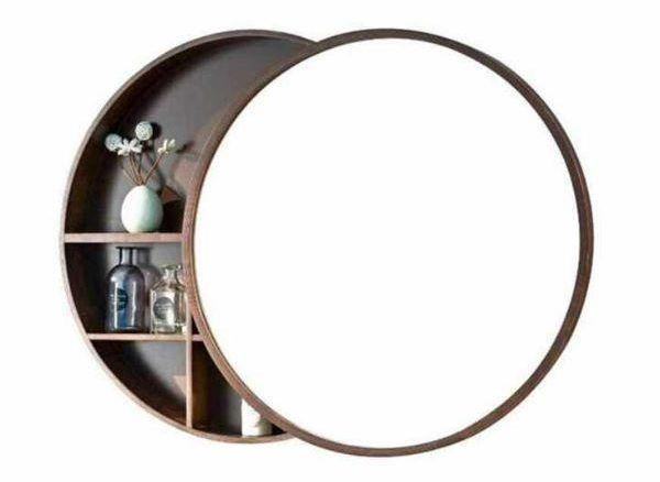 Specchio contenitore estetica e funzionalit insieme - Armadietto bagno con specchio ...