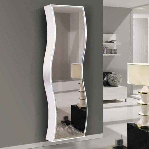 Mobile specchio contenitore per ingresso Wayne di Arredaclick