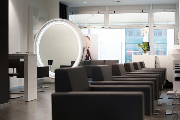 Centro di bellezza arredamento Gamma&Bross