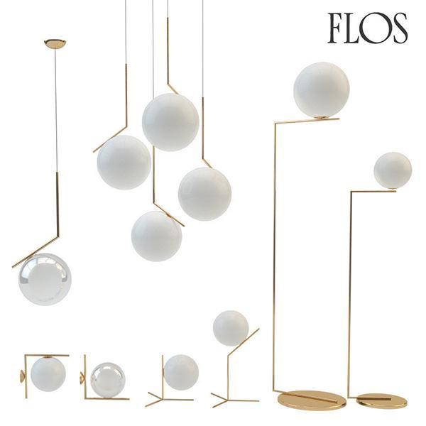 Salone di bellezza Flos modelli luci