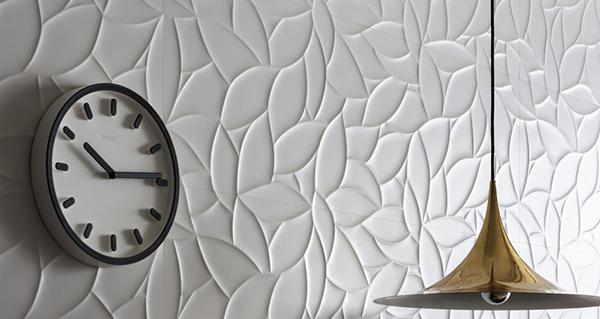 Essenziale rivestimento marazzi ceramica 3d