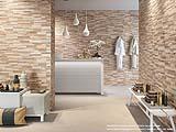 Rondine rivestimento parete 3d ceramica