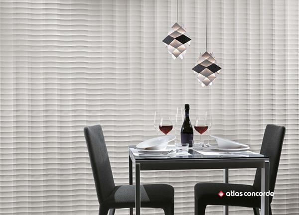 Rivestimento 3d atlas concorde ceramica