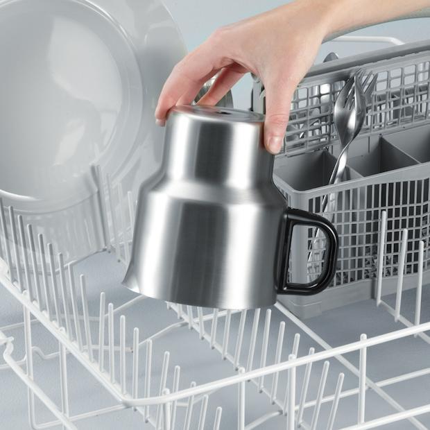 Non trascurare la possibilità del lavaggio in lavatrice, da Severin