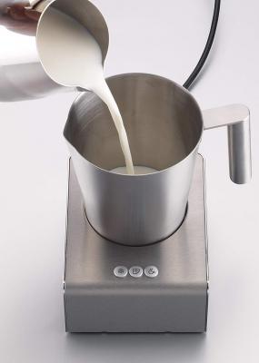 Schiumatore per latte automatico, da Illy