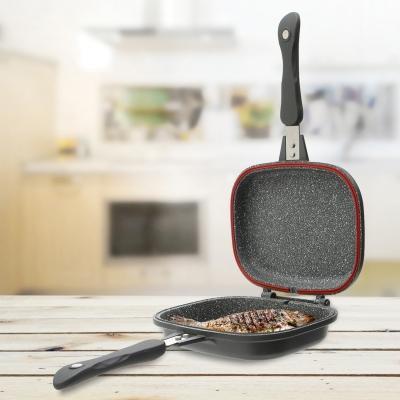 Piastra doppia per cucina al forno, Petra