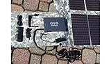 Kit fotovoltaico portatile di ispirazione militare di Tregoo