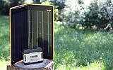 Generatore fotovoltaico portatile 40-500 di Tregoo
