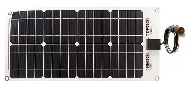 Pannello fotovoltaico flessibile da 20 W di Tregoo