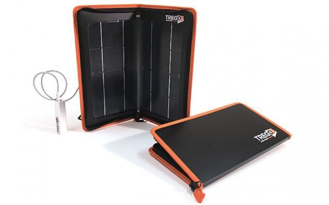 Piccolo pannello fotovoltaico Hyppy 10 Extreme di Tregoo