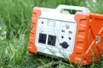 Accumulatore e batteria ausiliaria per pannelli fotovoltaici Gecko 500 di Tregoo